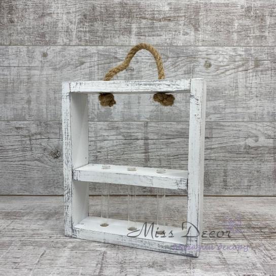 Рамка с колбами малая