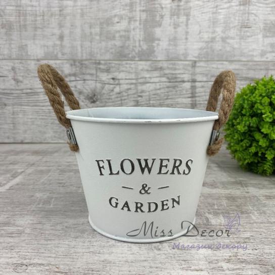 ВЕДРО FLOWERS& GARDEN 132827