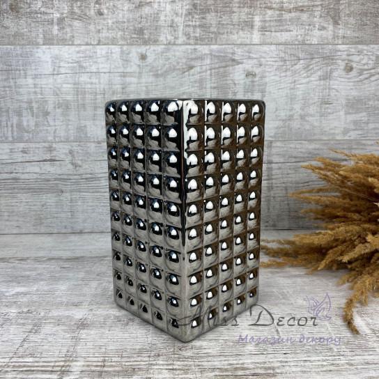 Керамика ваза silver31.107.26