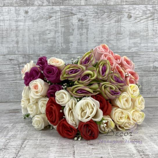 Букет бутон розы