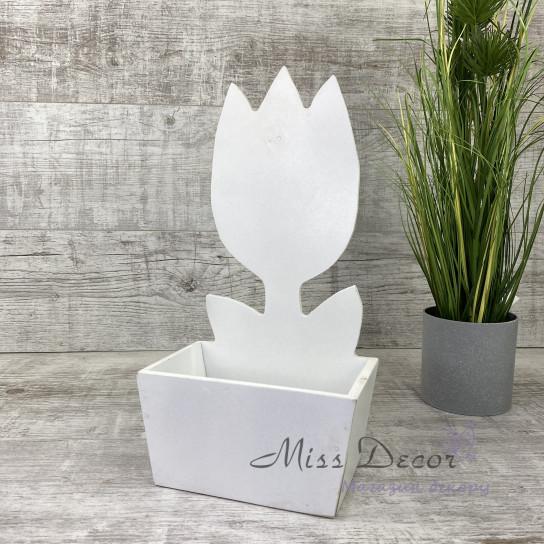 Кашпо тюльпан малый
