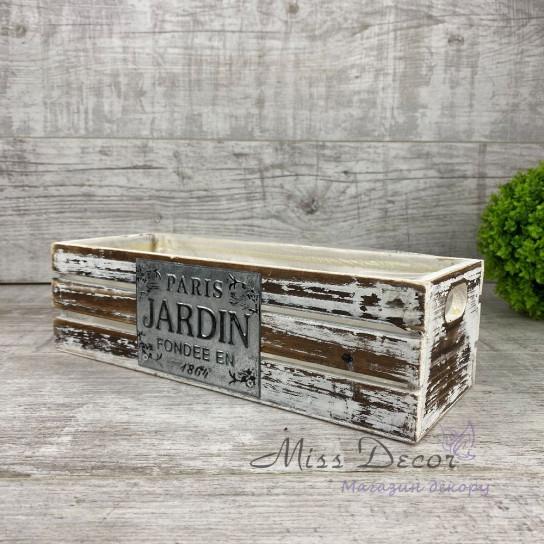 Деревянный ящик Jardin 17BW163S