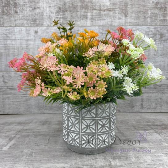 Букет мелкие цветочки кратно упаковки 20 шт