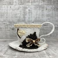 Чашка эконом большая coffee