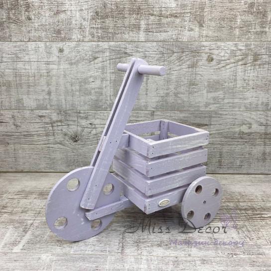 \Велосипед французский фиолетовый