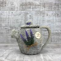 Чайник + лаванда