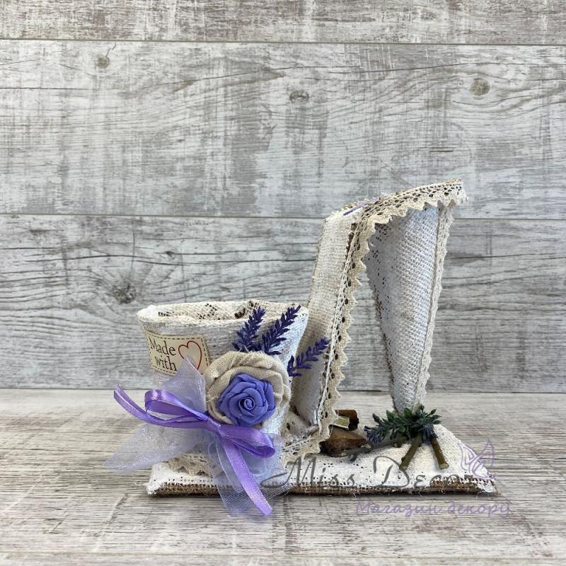 Туфелька хл lavender
