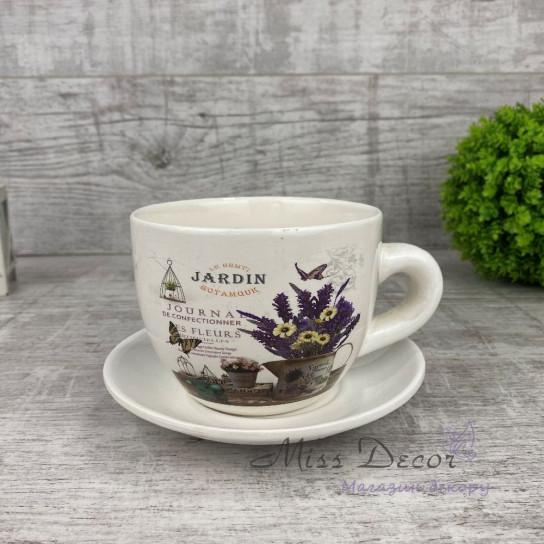 Чашка кашпо jardin BS1230187S1-1