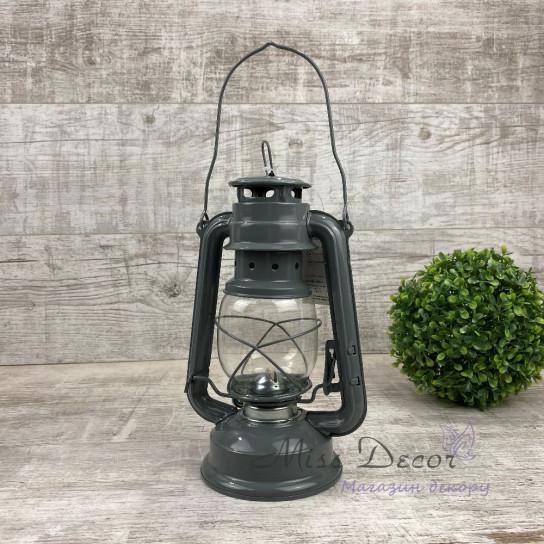 Лампа керосиновая серая 235-WG