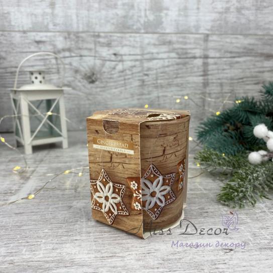 Свеча ароматическая - Имбирный пряник
