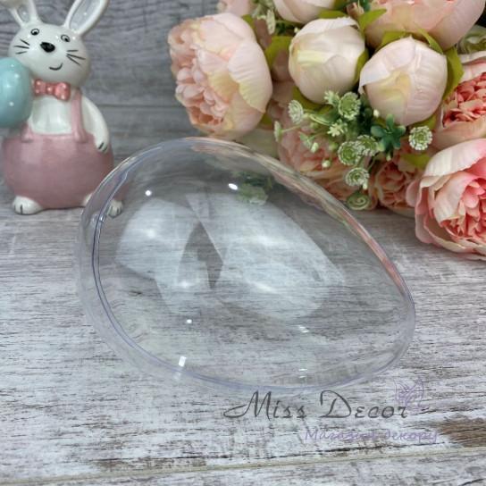 Яйцо пластиковое прозрачное  SKE-130*92