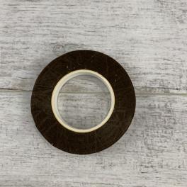 Тейп лента флористическая коричневая