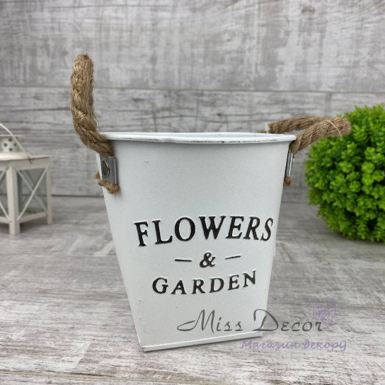 Ведро flowers&garden 132831
