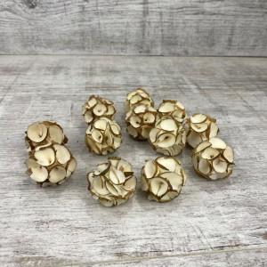 Сухоцвет шарики мини 4 см цена за упаковку FB10042