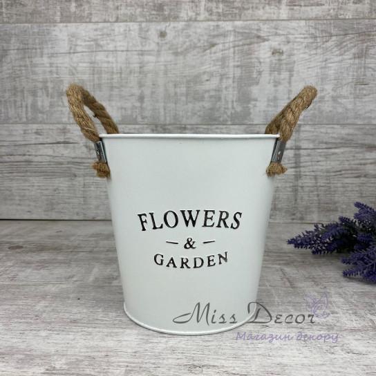 Ведро Flowers&Garden большое 132808