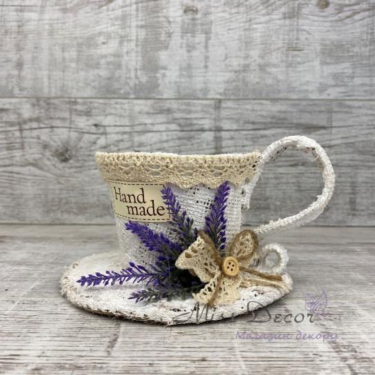 Чашка мини lavender