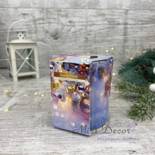 Свеча ароматическая - Рождество