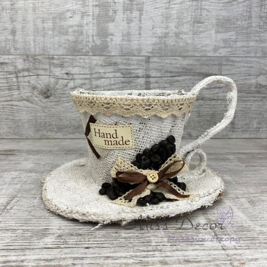 Чашка эконом средняя coffee