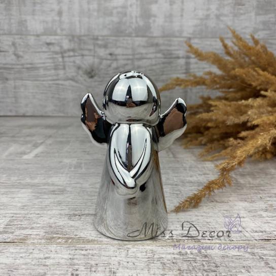 Керамика ангел малый silver 02.566.12