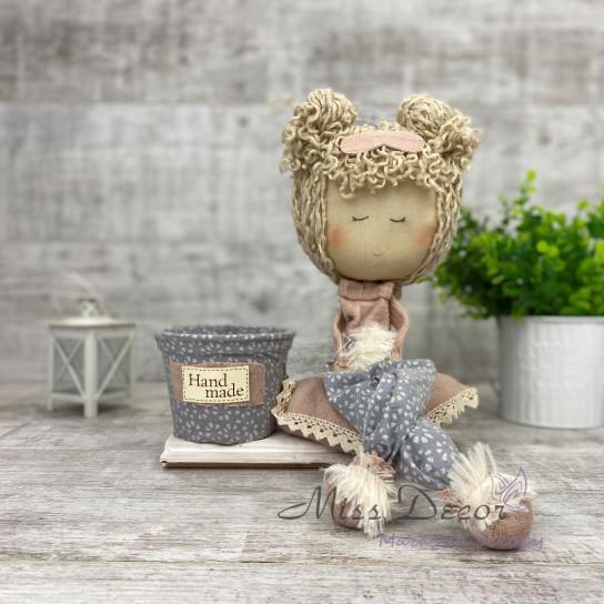 Кукла+кашпо Соня