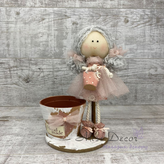 Интерьерная кукла нарядная
