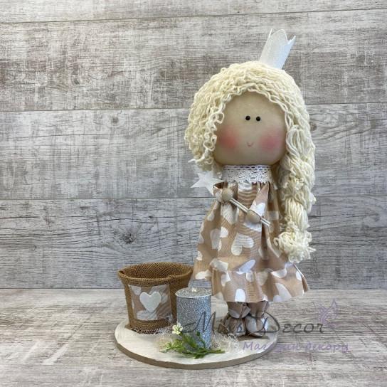 Кукла интерьерная Принцесса