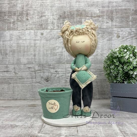 Интерьерная кукла Соня