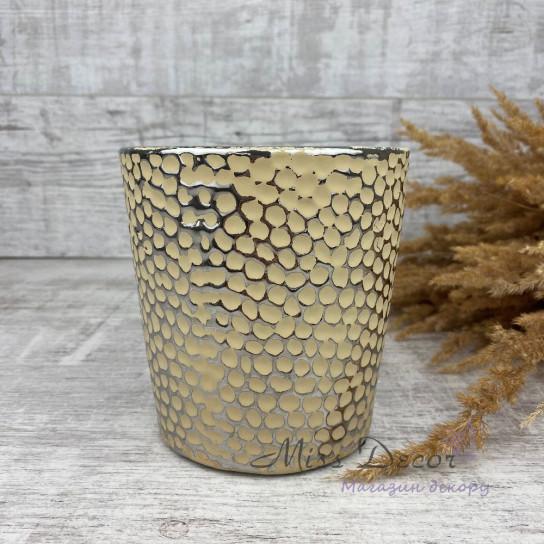 Керамика кашпо gold 48.030.13