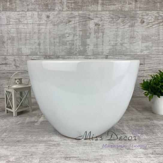Керамика кашпо white 20.056.27