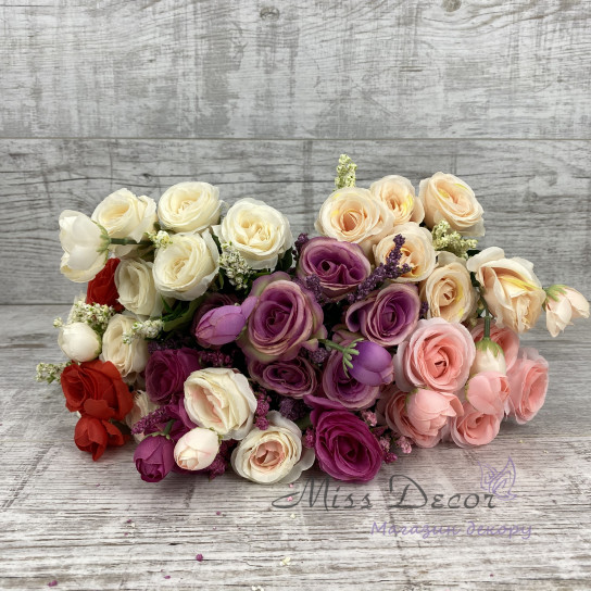 Букет роз № 4 кратно упаковке 12 штук