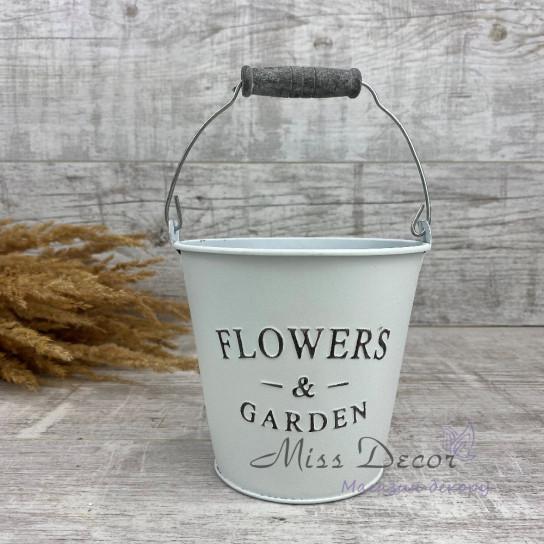 Ведро flowers&garden  130590