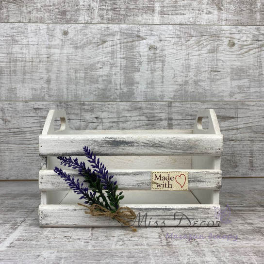 Ящик lavenderмалый