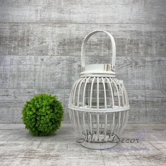 Лампиньйон декоративный белый
