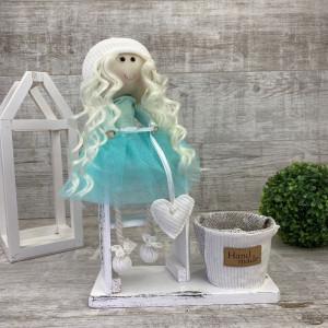 Кукла на лестничке * рандомный выбор цвета